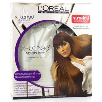 L'oreal X-tenso Straightener Cream Straightening Hai For Natural Resistant Hair [Natural Resistant Hair]