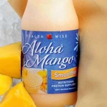 Aloha Mango Smoothie Shake Shake