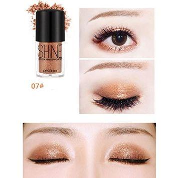 DZT1968 3.5g silky shine eye shadow glitter Pearl for Wedding Party