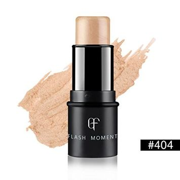 Highlighter Powder, Hatop Women Highlight Contour Stick Beauty Makeup Face Powder Cream Shimmer Concealer