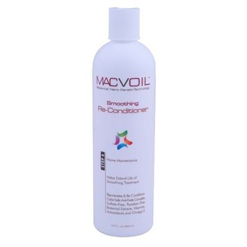 MacVoil Smoothing Re-Conditioner (Maintenance Keratin Conditioner) 12OZ