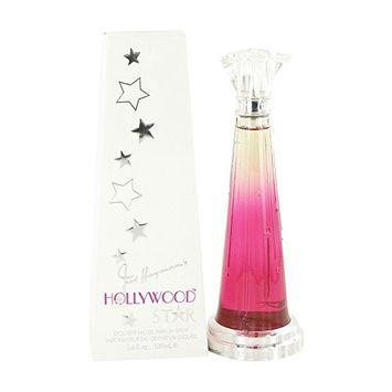 Fred Hayman Hollywood Star Eau De Parfum Spray For Women 3.4 Ounce