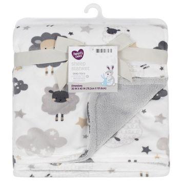 Parent's Choice Plush Sheep Blanket