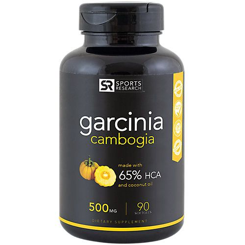 Sports Research Corporation Garcinia Cambogia Extract