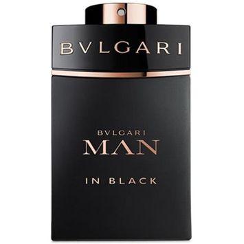 Bvlgari 20044994 3.4 oz Man in Black Eau de Parfum Spray for Men