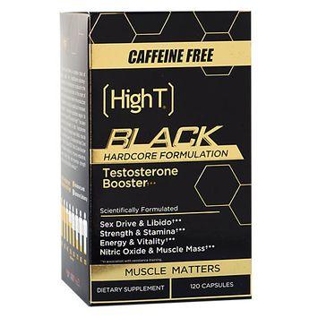 High T Black Caffeine Free