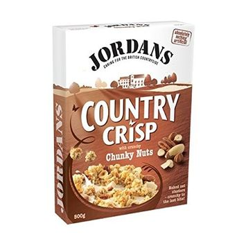 Jordans Country Crisp With Crunchy Chunky Nuts 850 G