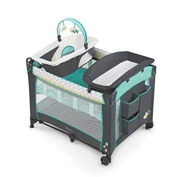Smart And Simple Playard Ridgedale - 2-year warranty -