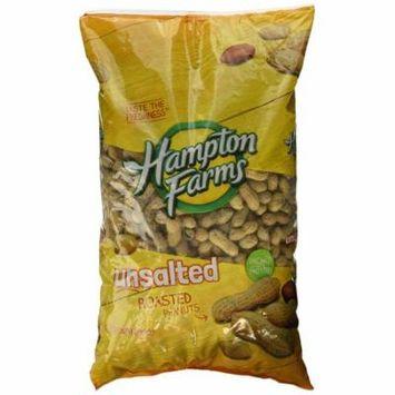 No Salt Roasted In Shell Peanuts, 5 lb. Bag Hampton Farms - Basic pack