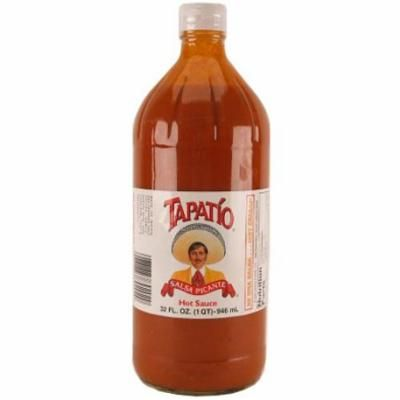 New 300932 Tapatio Hot Sauce 32 Oz (12-Pack) Ketchup & Mustard Cheap Wholesale Discount Bulk Food Ketchup & Mustard Fashion Accessories