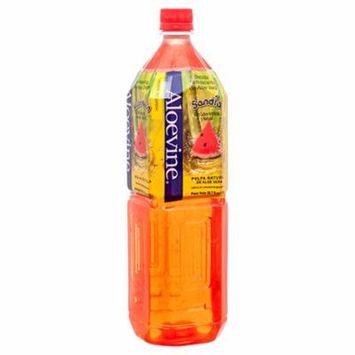 New 377396 Aloevine Watermelon Drink 1.5L (12-Pack) Juice Cheap Wholesale Discount Bulk Beverages Juice 4