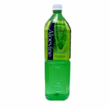 New 802765 Aloevine 1.5 Ltr Aloe Vera Drink (12-Pack) Juice Cheap Wholesale Discount Bulk Beverages Juice