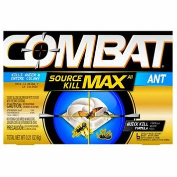 6 Count Combat Quick Kill Ant Killing System 2PK