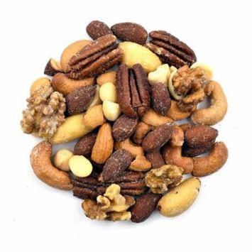 Anna and Sarah Roasted & Salted Premium Mixed Nuts (No Peanuts) in Resealable Bag, 3 Lbs