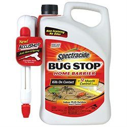 Spectracide Pest Control 1.3 gal. Bug Stop Accushot Sprayer HG-96380