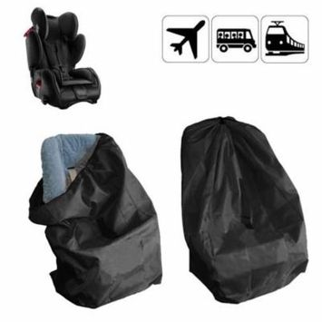 Portable Car Child Safety Seat Travel Bag Dust Cover