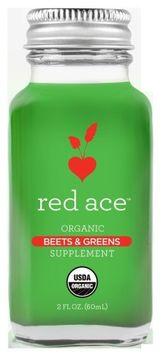 Red Ace Organics Red Ace Organic Beets and Greens Liquid, 2 Fl Oz