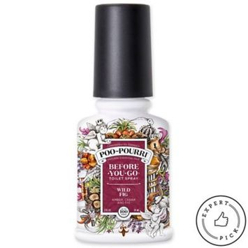Poo-Pourri® Before-You-Go® Toilet Spray in Wild Fig