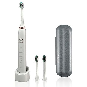 SAMOCARE Electric Toothbrush 31000 Times/Min Sonic Rechargeable battery Toothbrush IPX7 Waterproof Toothbrush for Deep Clean With Wireless inductive Charging