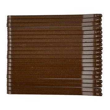 Bob Pins 5cm-Dark Brown 20 pcs 01938