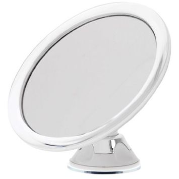Danielle Creations Super Suction Clear Locking Mirror, 5X Magnification