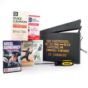 Duke Cannon Limited Edition U.S. Military Soap Set