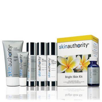 Skin Authority Bright Skin Kit (Worth £385.00)