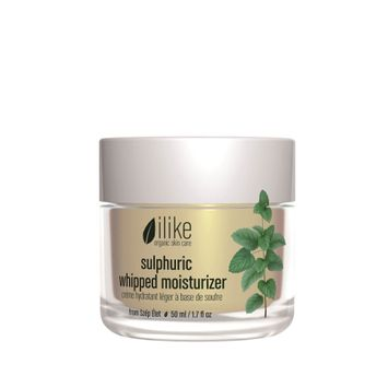 Ilike Organic Skin Care ilike Sulphuric Whipped Moisturizer