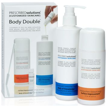 PRESCRIBEDsolutions Body Double Kit