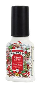 POO-POURRI® Secret Santa Cinnamon Vanilla Citrus Scent Odor Eliminator