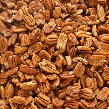 Crop 2016 Texas Organic Native Pecans Shelled Halves, 10 Lb.