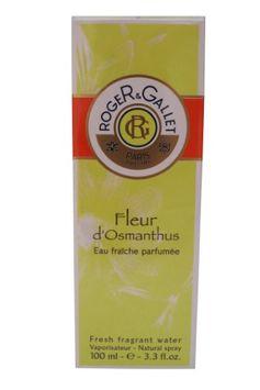 Roger & Gallet Roger and Gallet 13839665506 Fleur d Osmanthus Fresh Fragrant Water Spray - 100ml-3.3oz