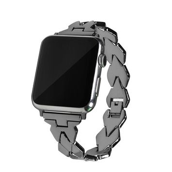 Details about Quality Stainless Steel Straps For Apple Watch Band Series 1 2 3 38mm 42mm