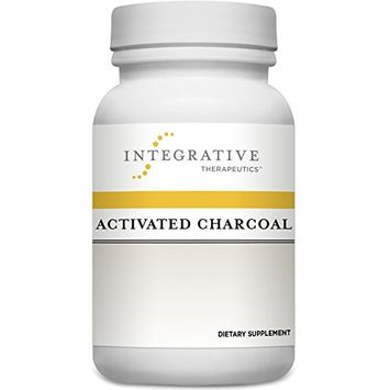 Integrative Therapeutics - Activated Charcoal - Cleansing Agent - 100 Capsules [Standard Packaging]