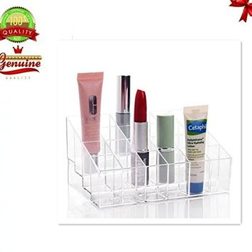EYX Formula 24 Compartments Cosmetic Display Case,Lipstic Organizer for Drawer Neat