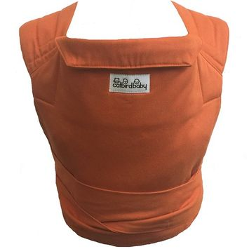 Catbird Baby Meh Dai Carrier | No Buckle and Convertible Traditional Asian Baby Carrier Mei Tai - Sunset