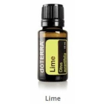 Lime Essential Oil by doTERRA   15ml drop dispenser   100% CPTG® Certified Pure Therapeutic Grade   Environmentally safe   from T.A.Y.S Co.