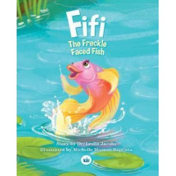 Imagination Dental Solutions Fifi The Freckle Faced Fish