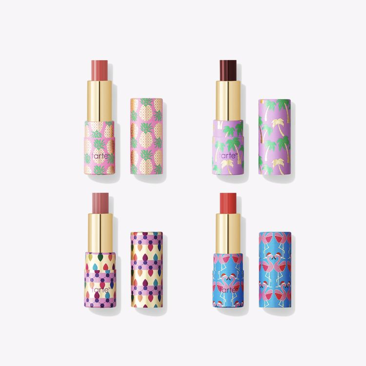 tarte Quench Squad Hydrating Mini Lip Set - Rainforest of the Sea(TM) Collection