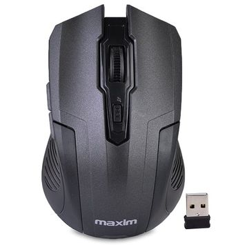 Maxim MX-M2030 2.4GHz Wireless Optical Scroll Mouse w/ 1750 DPI & Nano Receiver