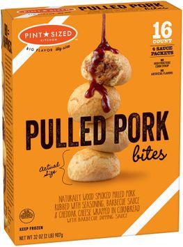 Pint Sized Kitchen™ Pulled Pork Bites