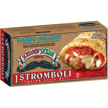 Screamin' Sicilian® Mambo Italiano Stromboli 9.25 Box