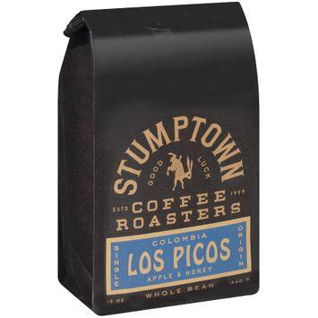 Stumptown Los Picos Colombia Apple & Honey Whole Bean Coffee