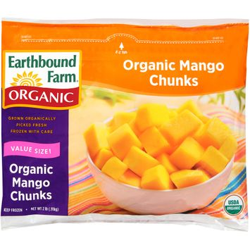 earthbound farm® organic mango chunks