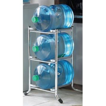 Aquaverve Water Coolers Three Tier Water Bottle Caddy