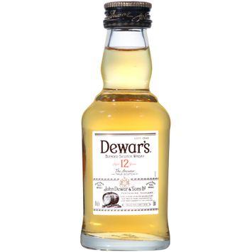 Dewar's® Blended Scotch Whisky 50mL
