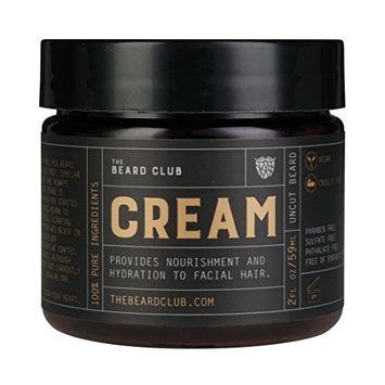 Original Beard Cream | The Beard Club | Moisturizing and Hydrating | Healthier Facial Hair & Skin