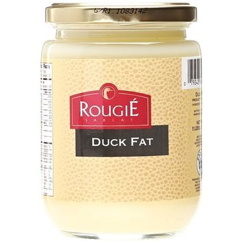 Rougie Rendered Duck Fat 320g 11.2 Ounce