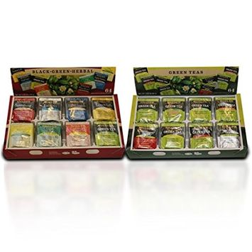 Bigelow Tea Company Products - Tea Tray Pack, 16 Assorted Teas, 128 Pack