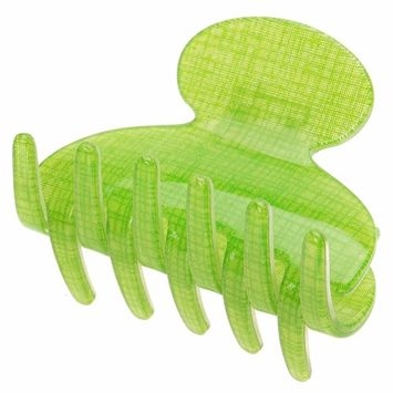 France Luxe Small Couture Jaw - Tropical Punch Lime